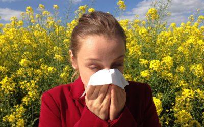 Prevenire le allergie di primavera