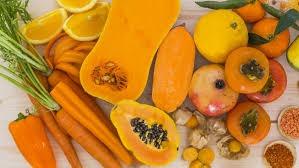 fonti vegetali di carotenoidi